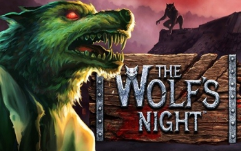 Netent nieuwste gokkast The Wolf's Night